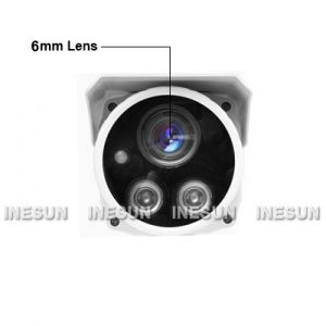 CCTV H.264 1.3 Megapixel 720P Уличная Nigth Vision Array IR IP Камера